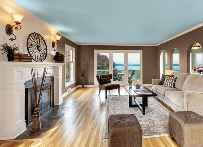 decorasion 8 rang18 - ۸ تا از رنگ های طراحی داخلی که همین الان باید در خانه تان داشته باشید
