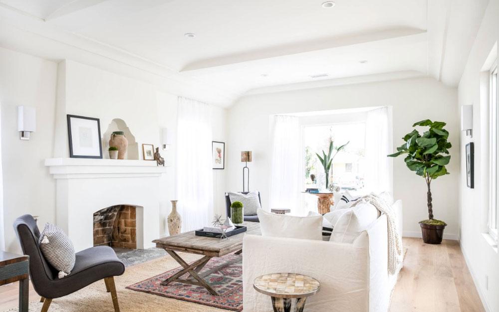 decorasion change11 - ترفندهای کم هزینه برای تغییر دکوراسیون منزل