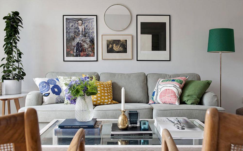 decorasion change13 - ترفندهای کم هزینه برای تغییر دکوراسیون منزل