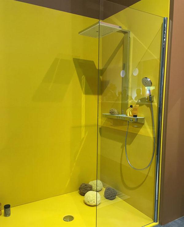 decorasion rang zard15 - رنگ زرد در دکوراسیون داخلی