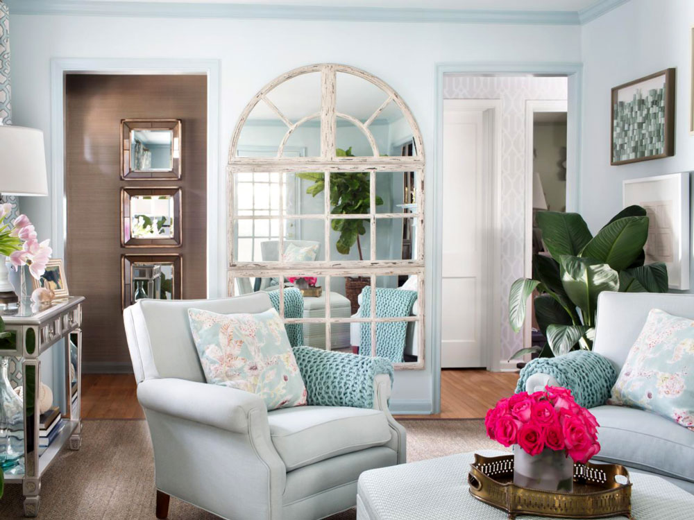 decorasion windowless room6 - چگونه یک اتاق بدون پنجره را تزئین کنیم