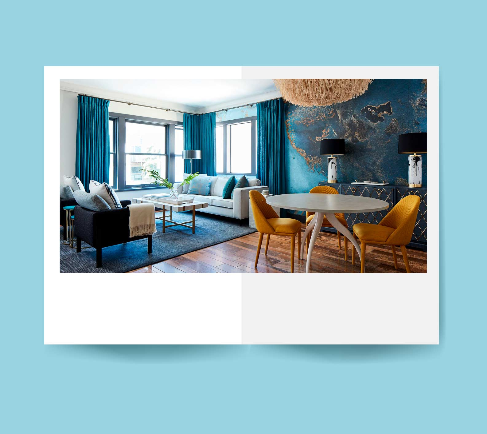 diffrent interior design - معرفی شغل طراح داخلی