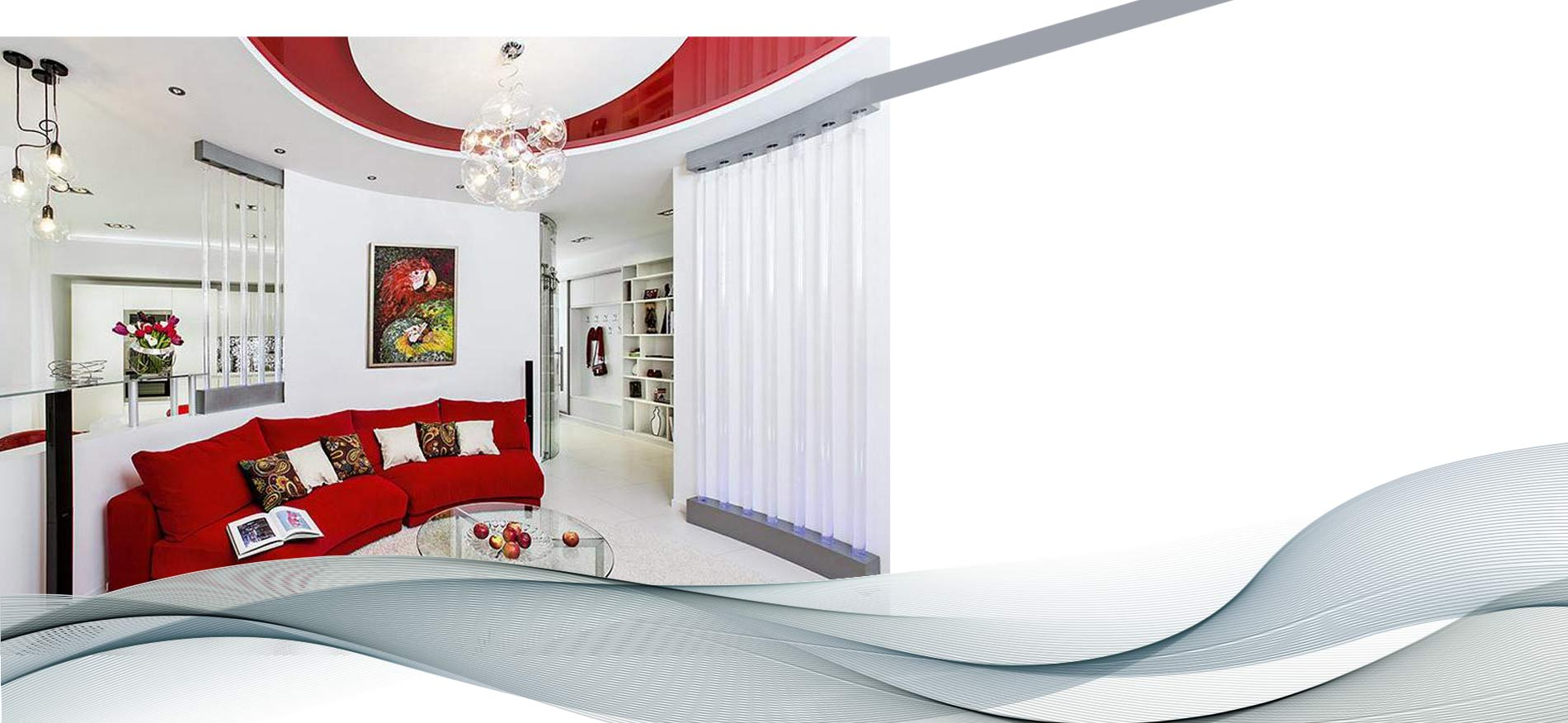 tarahi dakheli 10 - طبقه بندی و نظم دهی در دکوراسیون داخلی