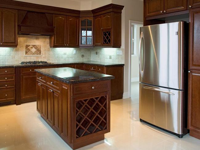Craftsman kitchen - انواع درب کابینت