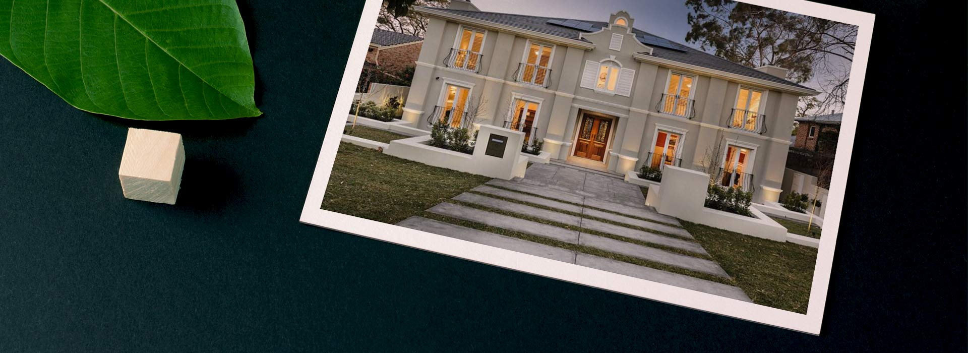 French Provincial house - چه سبک معماری برای شما مناسب است ؟