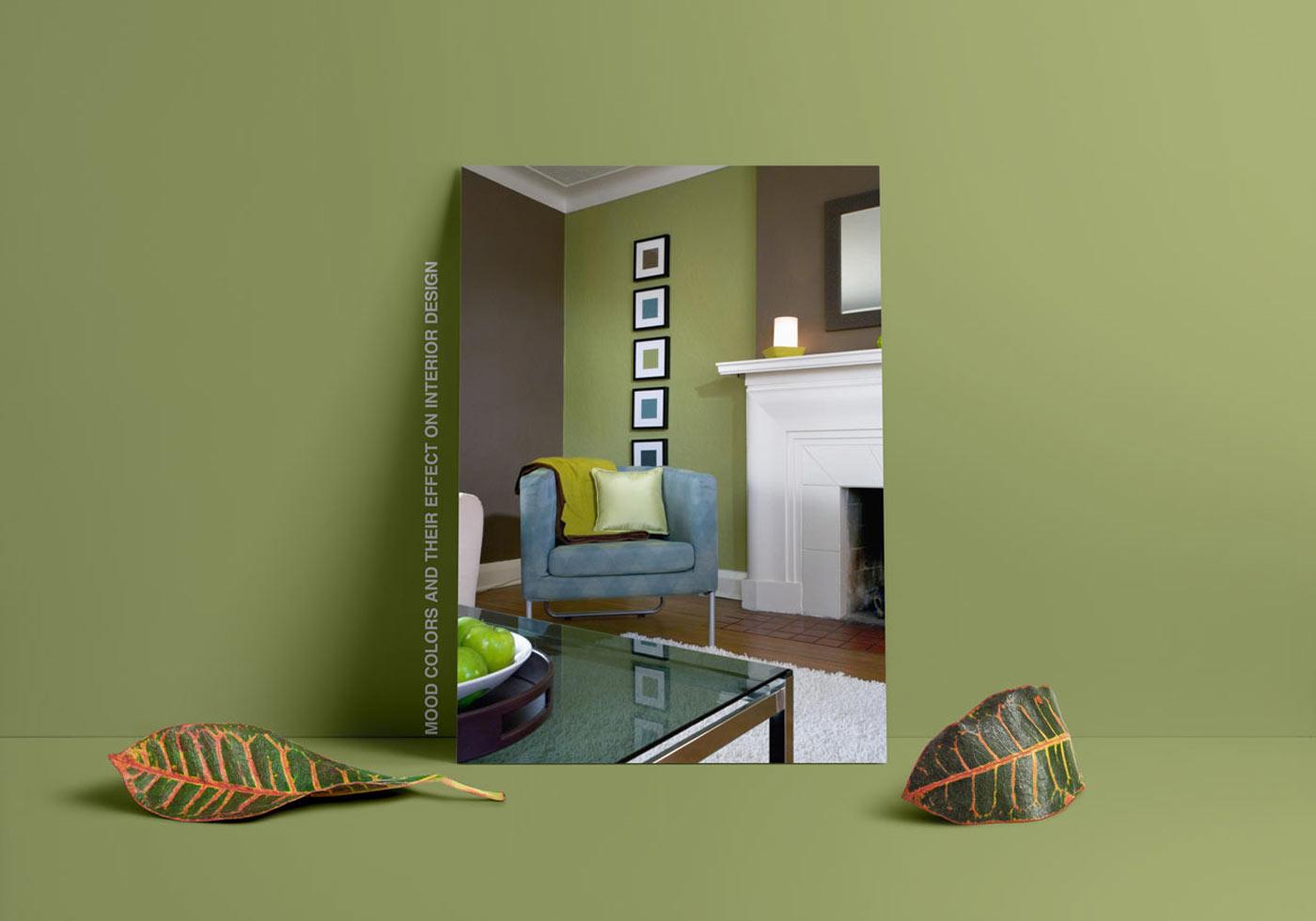 Mood Color - طبع یا مزاج رنگ ها در دکوراسیون داخلی