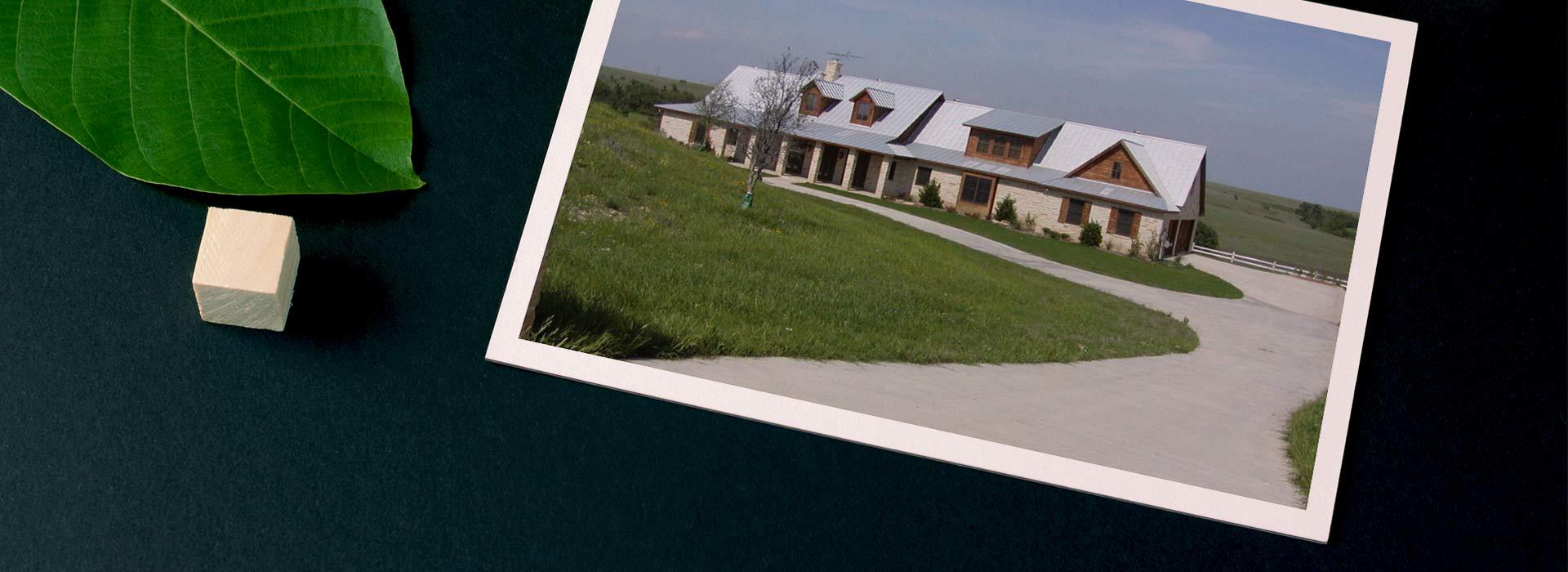 Ranch house - چه سبک معماری برای شما مناسب است ؟