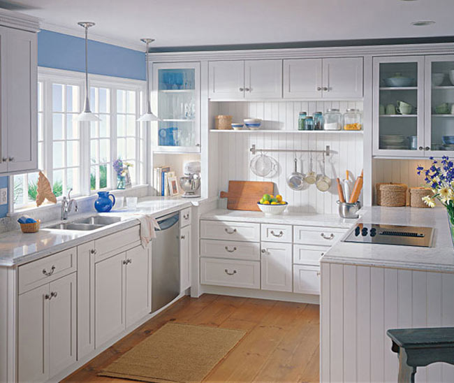 Shaker Kitchen Cabinets - انواع درب کابینت