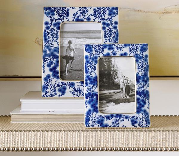 blue  frame - عنصر آب در فنگ شویی