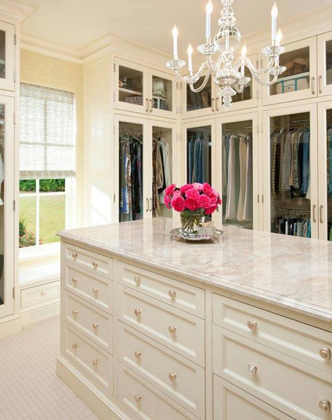 classic closet - کلوزت یا اتاق مخصوص لباس