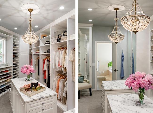 closet - کلوزت یا اتاق مخصوص لباس