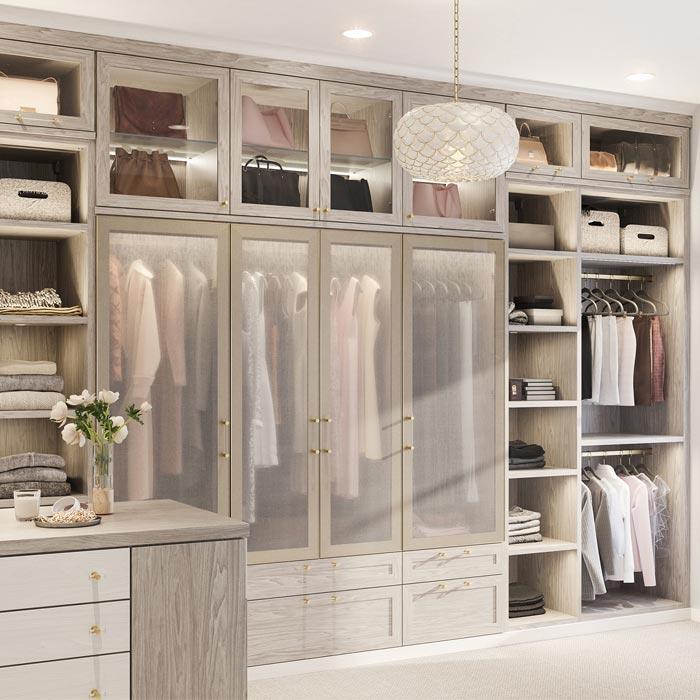 closet 2 1 - کلوزت یا اتاق مخصوص لباس