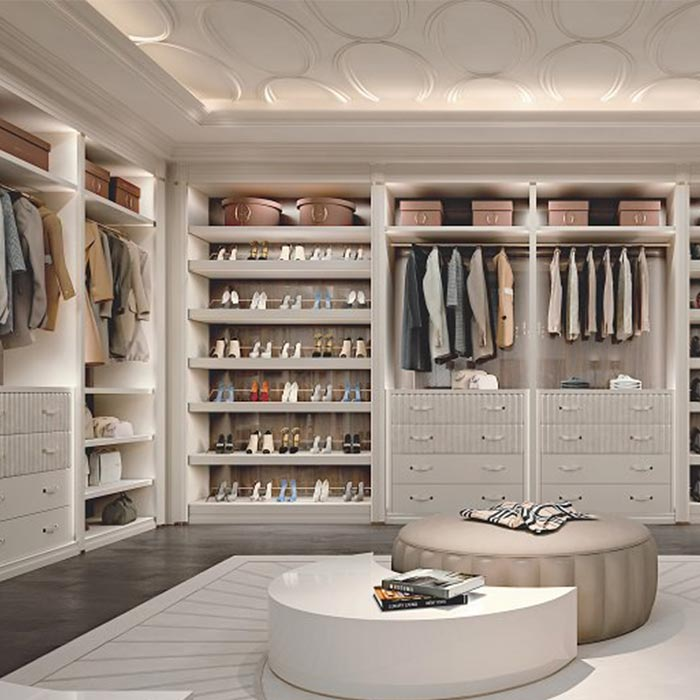 closet 4 - کلوزت یا اتاق مخصوص لباس