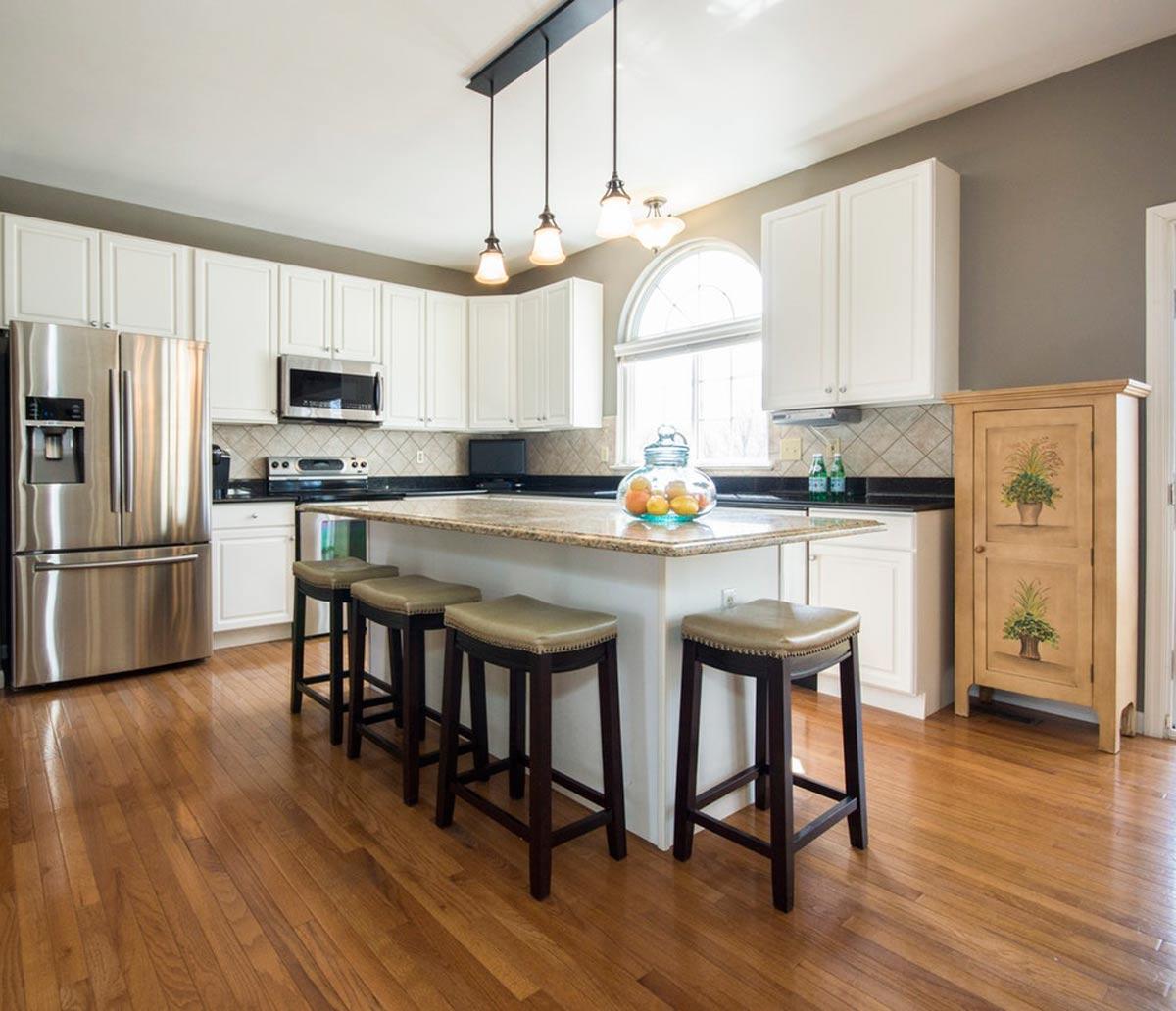 decor ashpazkhane - اصول طراحی آشپزخانه