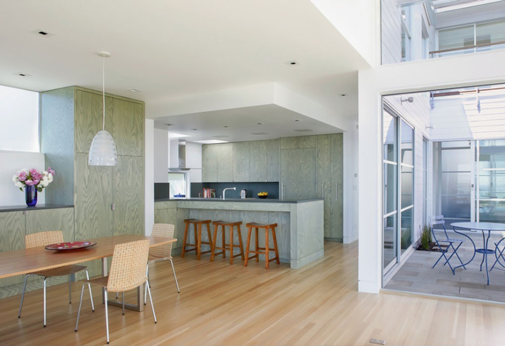 decorasion kabinet sabk10 - سبک های طراحی کابینت فوق العاده برای آشپزخانه های مدرن