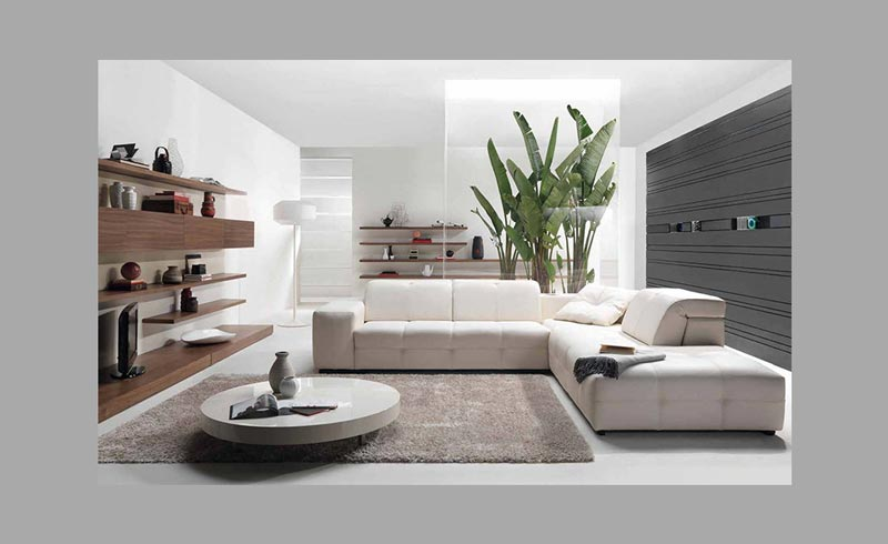 decorasion khotoote 8 - اهمیت خطوط دید در طراحی داخلی
