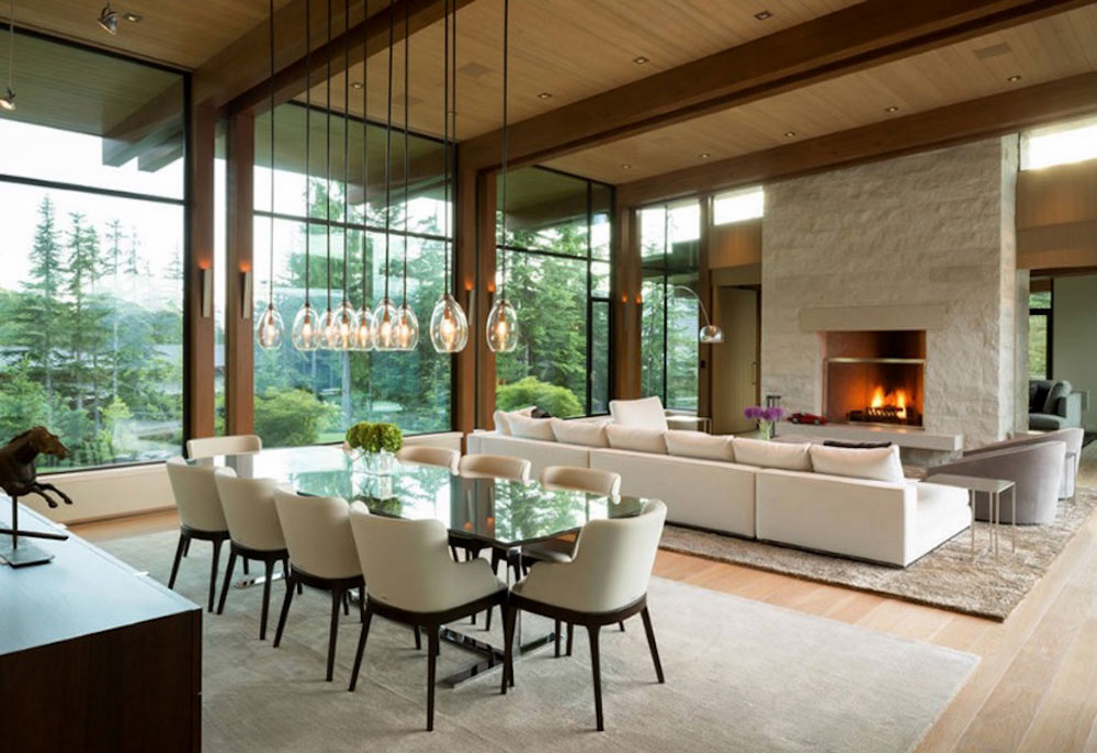 decorasion moaser2 - طراحی داخلی به سبک معاصر