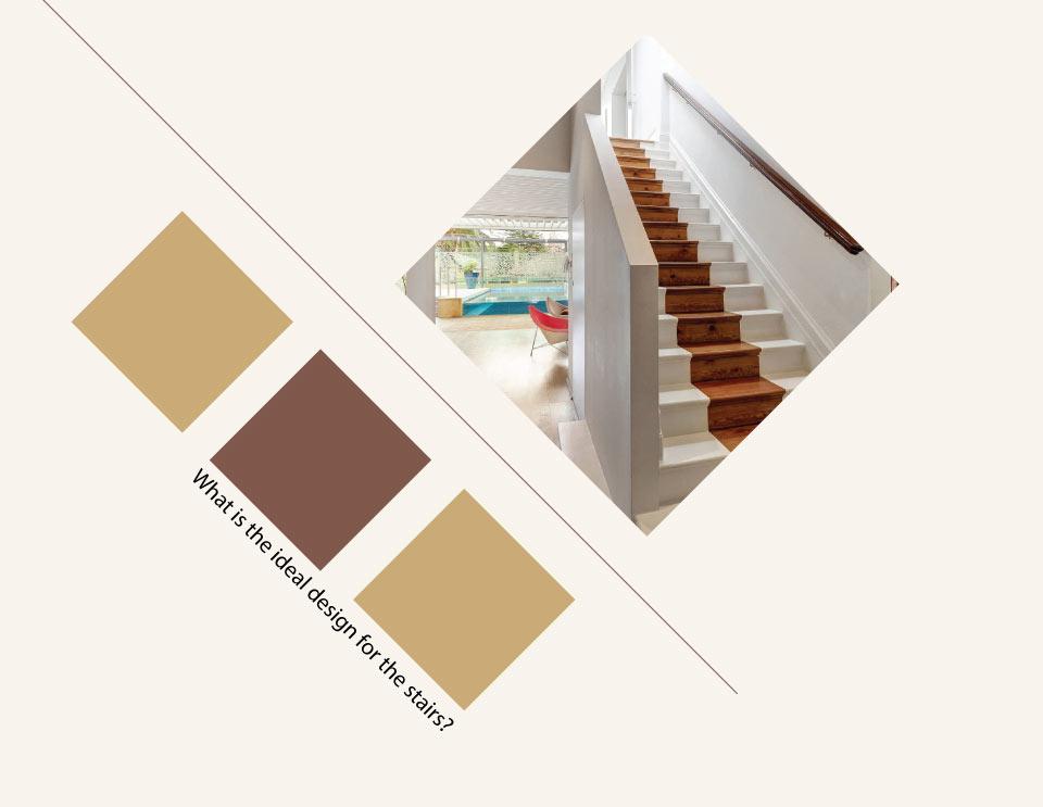 design for the stairs - ایده ها، الهامات و تصاویر طراحی پلکان