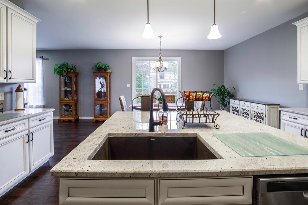 kitchen design - اصول طراحی آشپزخانه