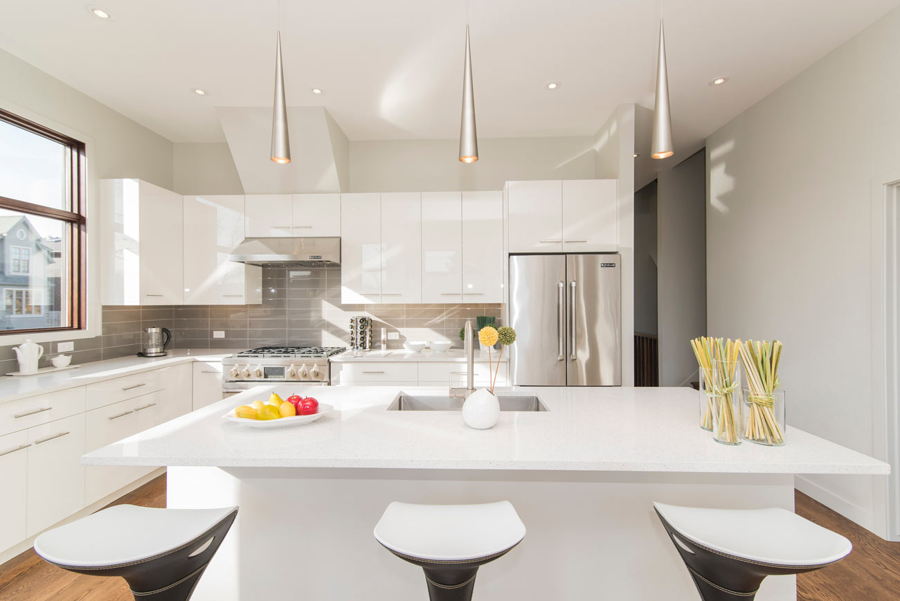 kitchen interior design - اصول طراحی آشپزخانه