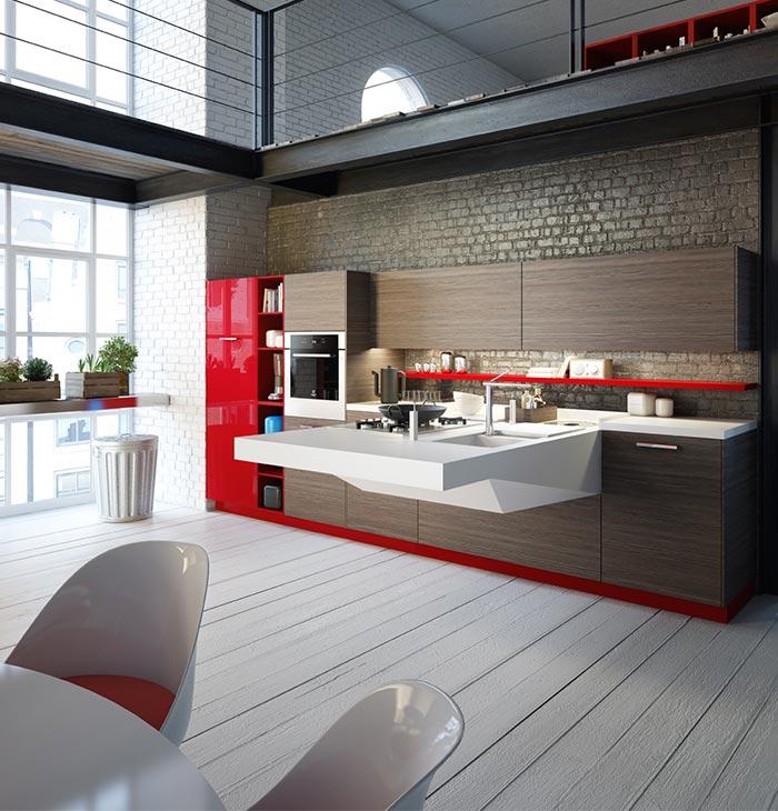 modern interior 3 - ویژگی ها و تفاوت طراحی داخلی مدرن و معاصر