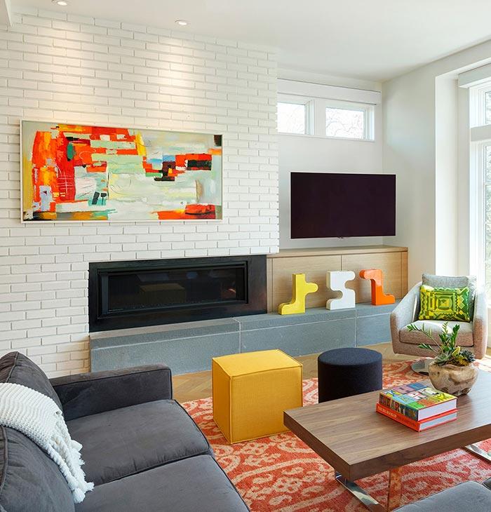 modern interior 7 - ویژگی ها و تفاوت طراحی داخلی مدرن و معاصر