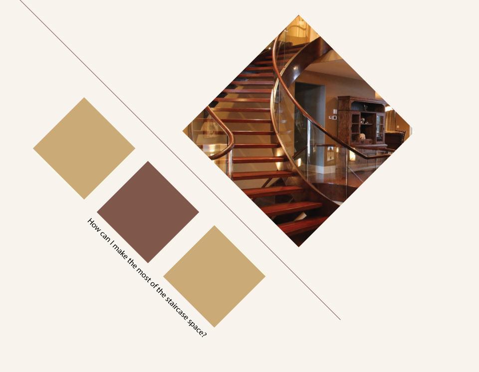staircase interior design - ایده ها، الهامات و تصاویر طراحی پلکان