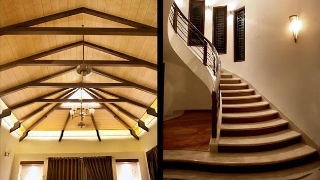 stairs interior design 5 - ایده ها، الهامات و تصاویر طراحی پلکان