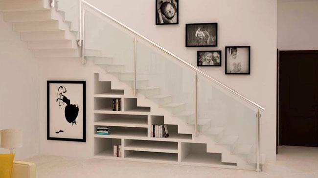 stairs interior design 8 - ایده ها، الهامات و تصاویر طراحی پلکان