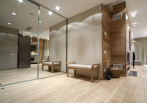 using mirror for interior - عنصر آب در فنگ شویی