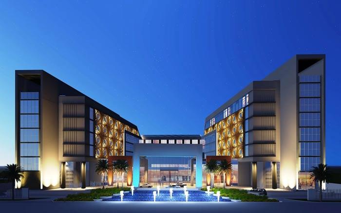 11a - راه حل های طراحی نمای ساختمان تجاری