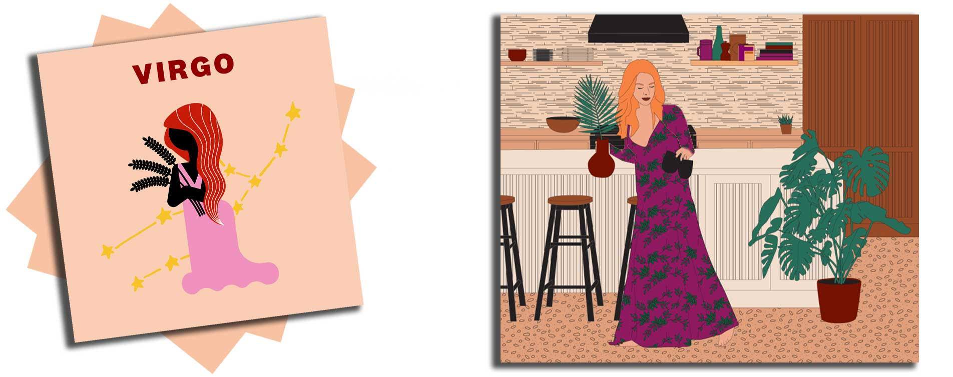 Design Your Home Based  Your Astrological Sign 12 - دکوراسیون ماه تولد : ایده های چیدمان بر اساس نشان ماه تولد شما
