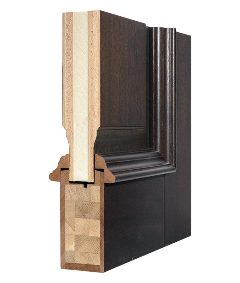 decorasion osul tarahi darb11 - اصول طراحی درب در دکوراسیون داخلی