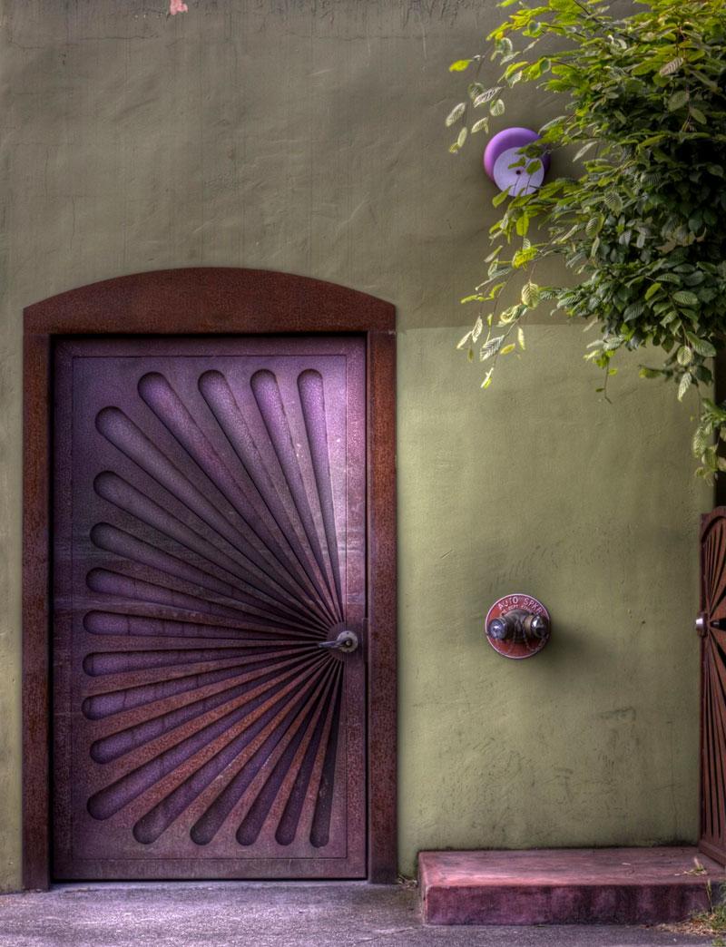 decorasion osul tarahi darb14 - اصول طراحی درب در دکوراسیون داخلی