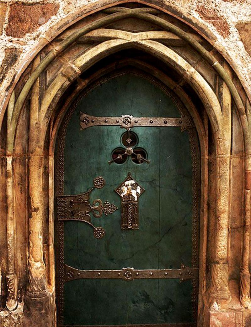 decorasion osul tarahi darb16 - اصول طراحی درب در دکوراسیون داخلی