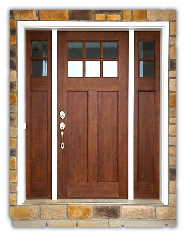 door 17 - چطور یک درب ورودی انتخاب کنیم