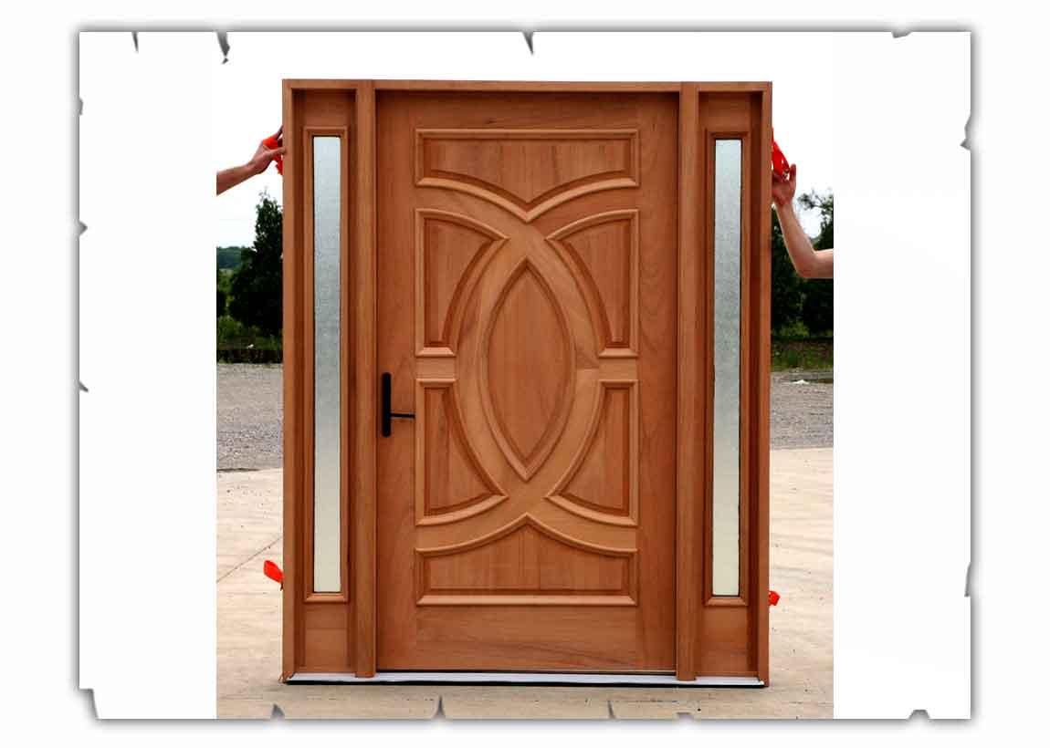 door 24 - چطور یک درب ورودی انتخاب کنیم
