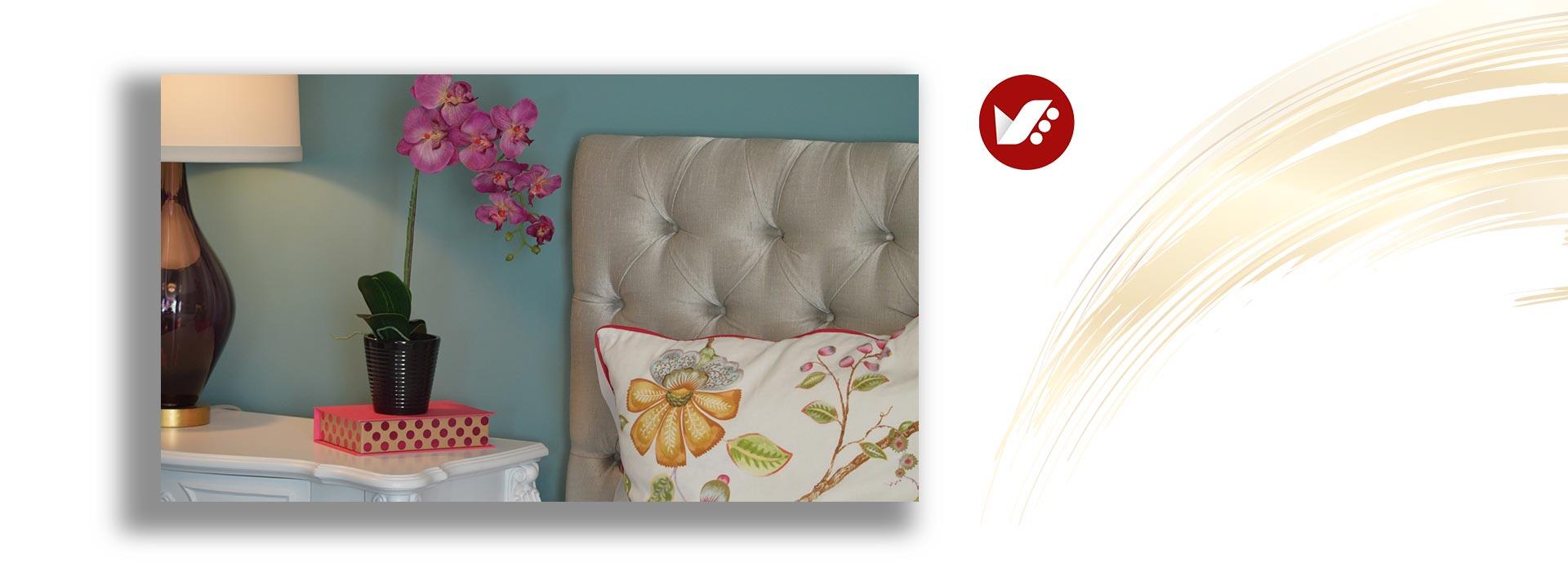 bedroom interior cution - تغییر دکوراسیون اتاق خواب