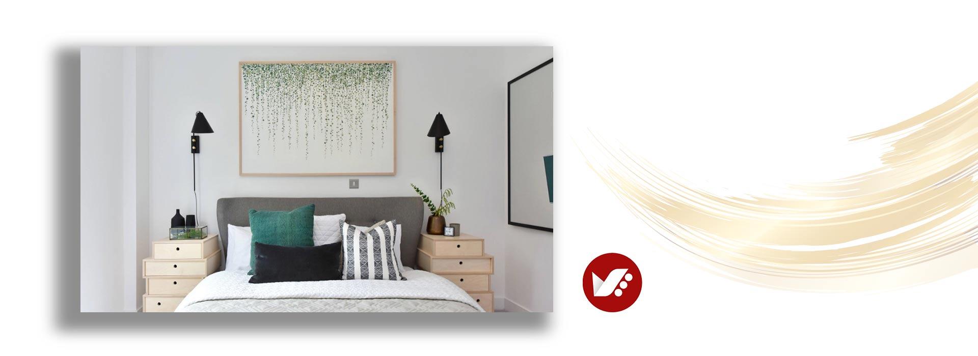 bedroom makeover 9jpg - تغییر دکوراسیون اتاق خواب