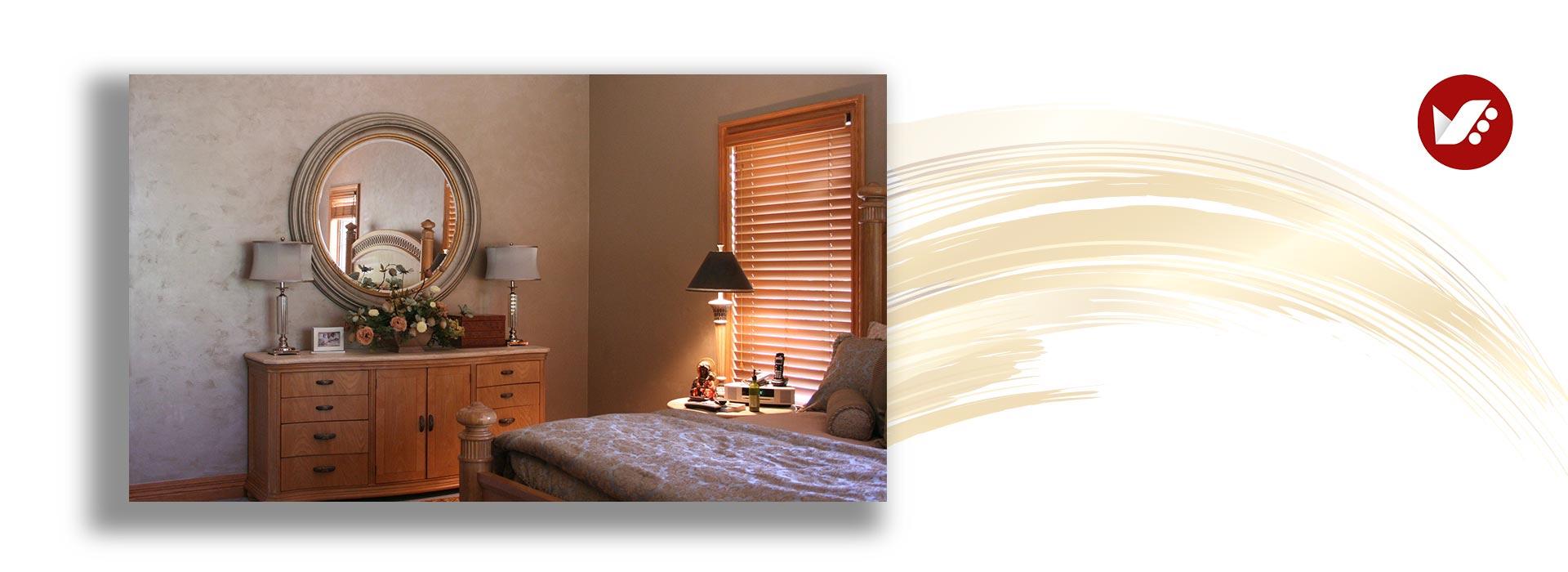 bedroom makeover Lighting - تغییر دکوراسیون اتاق خواب