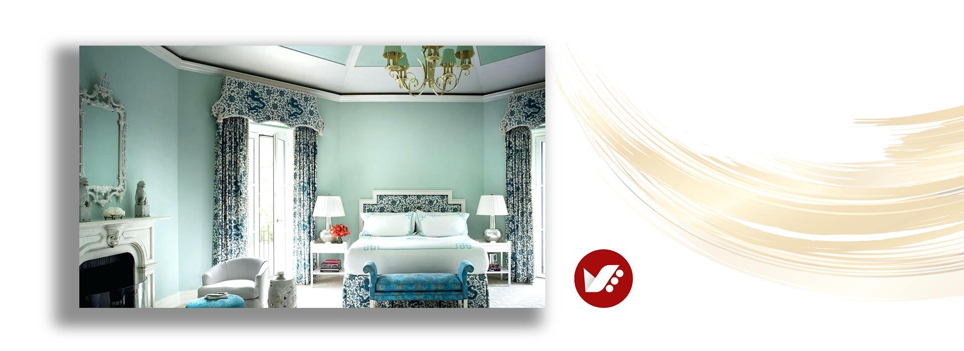 bedroom makeover best color - تغییر دکوراسیون اتاق خواب