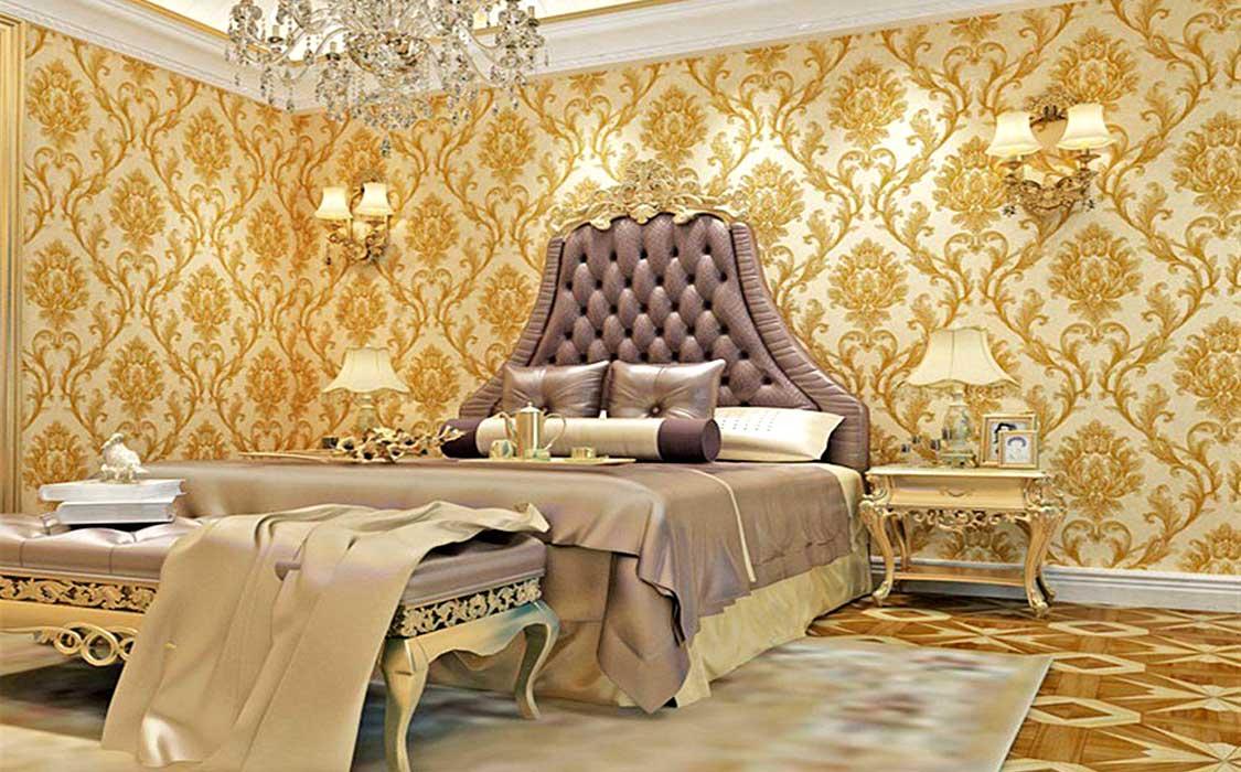 bedroom makeover curtains96 - تغییر دکوراسیون اتاق خواب