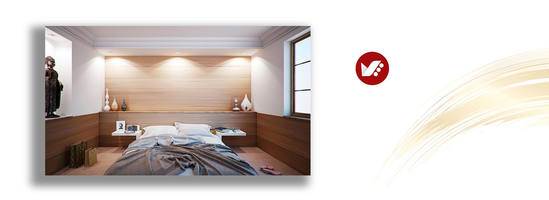 bedroom makeover ideas - تغییر دکوراسیون اتاق خواب