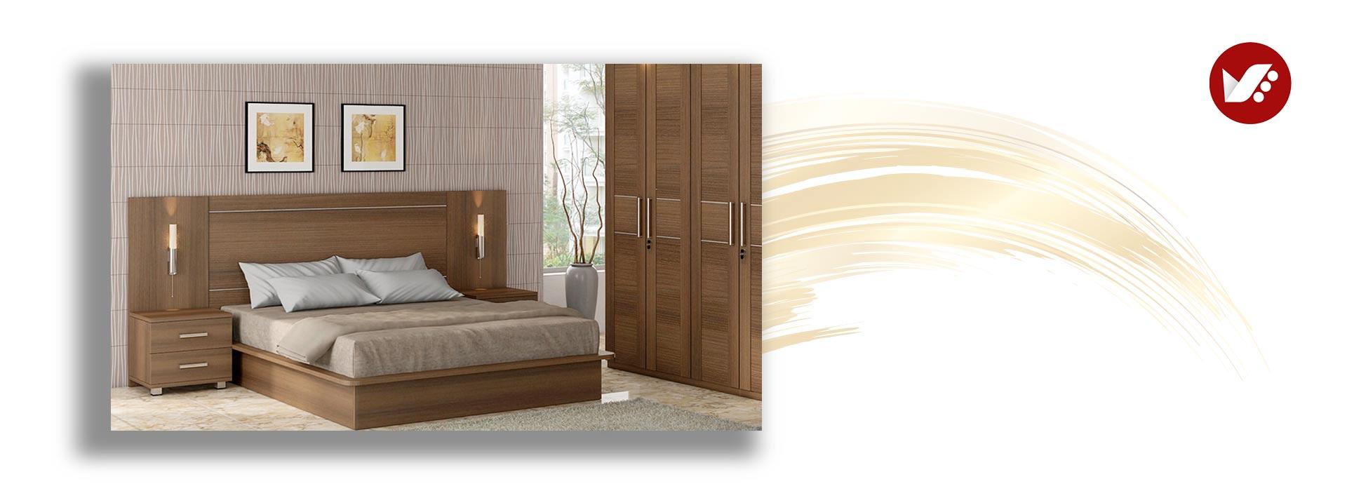 bedroom makeover wallpapers - تغییر دکوراسیون اتاق خواب