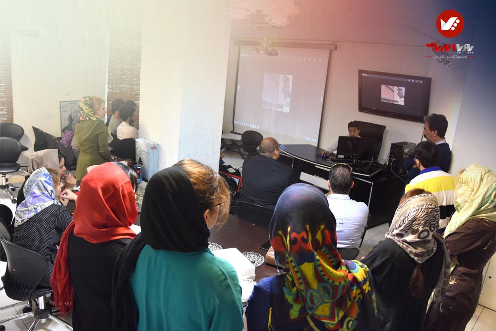decorasion class pic gallery 3 - آموزش دکوراسیون داخلی با مدرک بین المللی