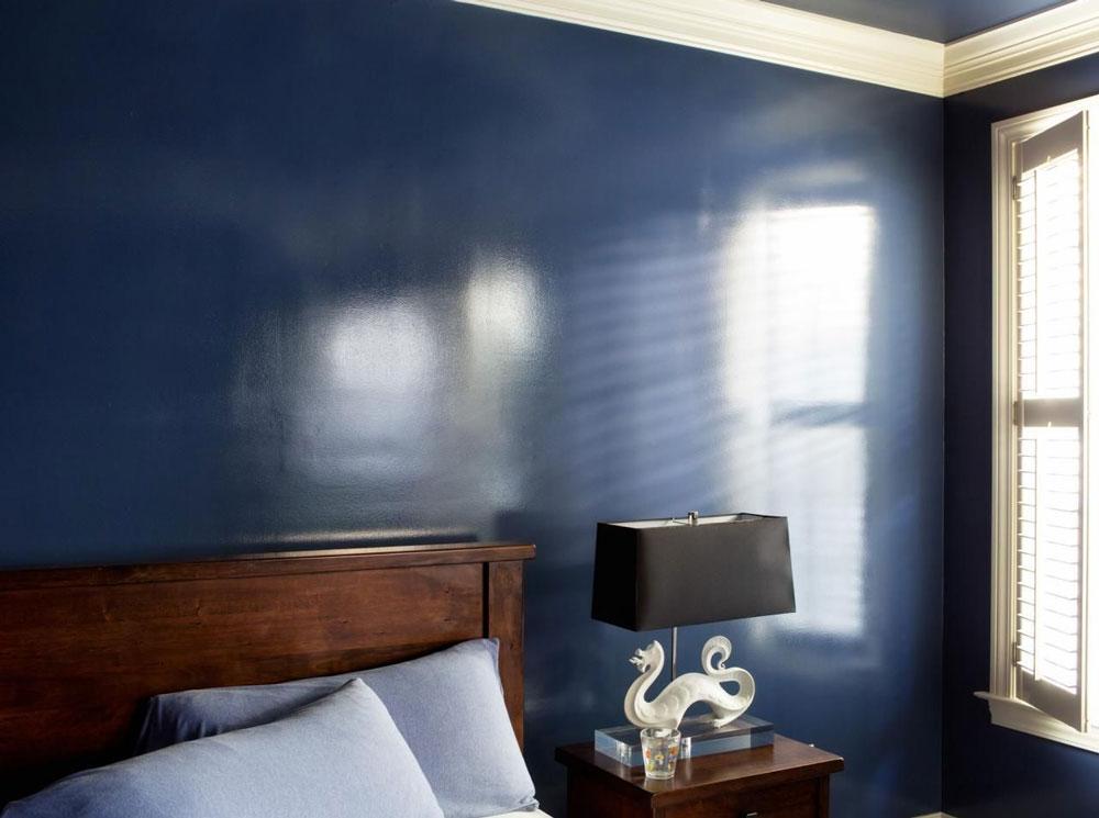 decorasion rang divar9 - مناسب ترین رنگ دیوار خانه کدام است ؟